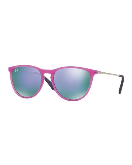 Ray-Ban Junior Junior Mirrored Wayfarer® Sunglasses