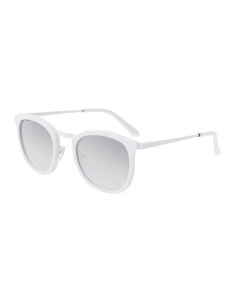 Sunglasses Smoke X Mirrors