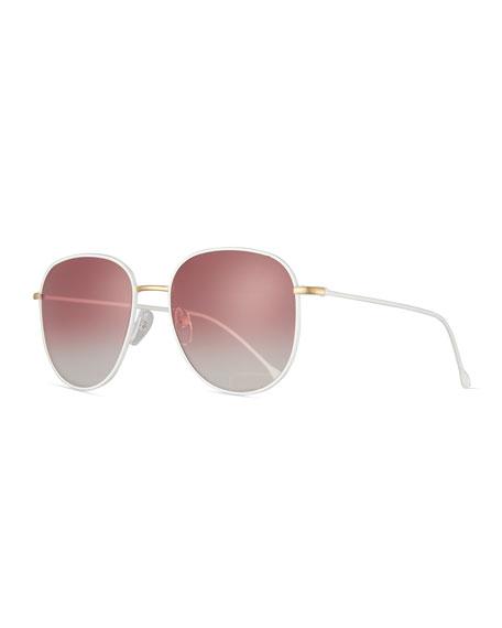 Prism San Diego Gradient Square Sunglasses