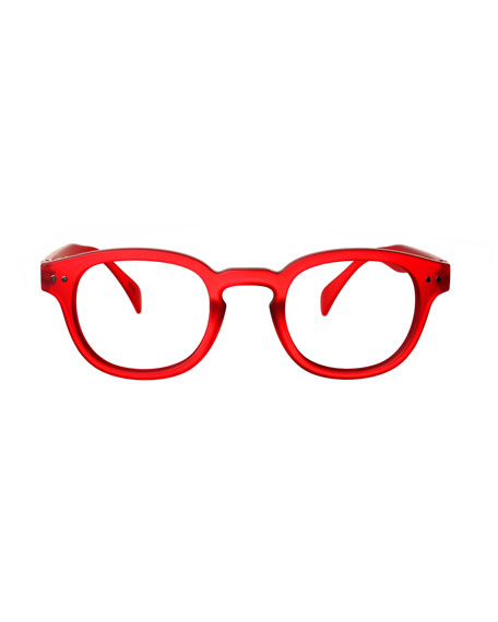 Blue Light Screen Protective Glasses, Red