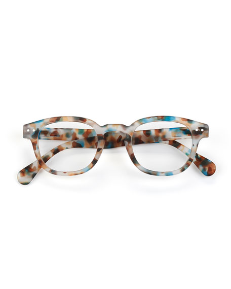 Blue Light Screen Protective Glasses, Blue/Tortoise