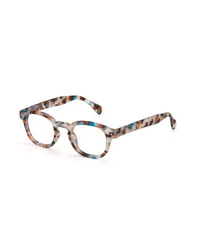 Blue Light Screen Protective Glasses, Blue/Tortoise