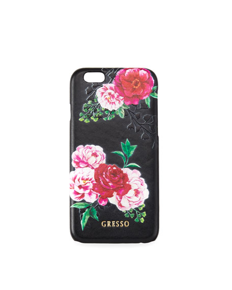 Victorian Garden iPhone 6/6S Case, Pink Roses