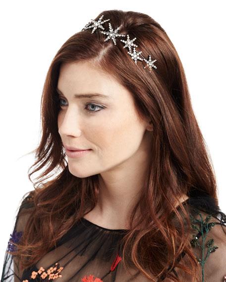 Galaxy Crystal Star Bandeau Headband