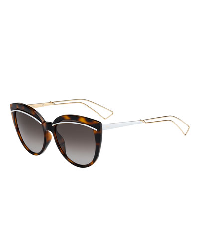 292e6c0688 Dior Sunglasses   Mirrored   Cat-Eye Sunglasses at Bergdorf Goodman