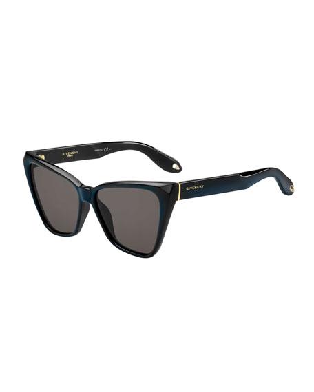 Geometric Butterfly Sunglasses