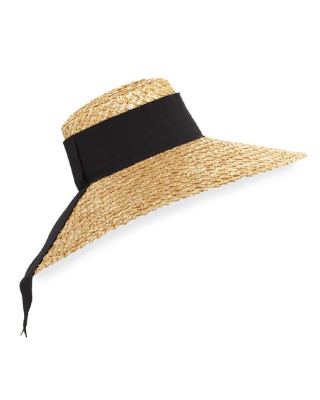 7d3cc4629 Mirabel Natural Straw Hat Nude