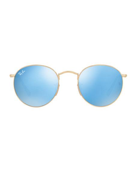 Icons Round Flash Sunglasses