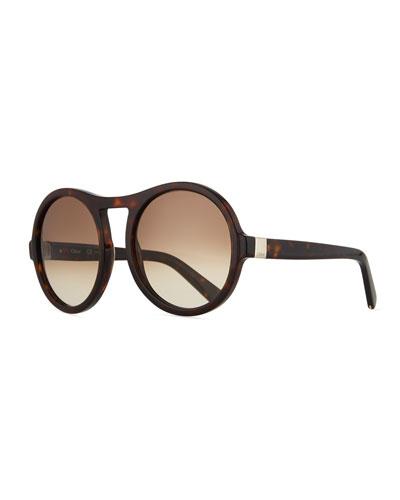 Marlow Round Sunglasses