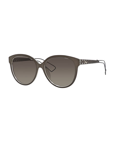 a9f65a654e2 Dior Sunglasses   Mirrored   Cat-Eye Sunglasses at Bergdorf Goodman