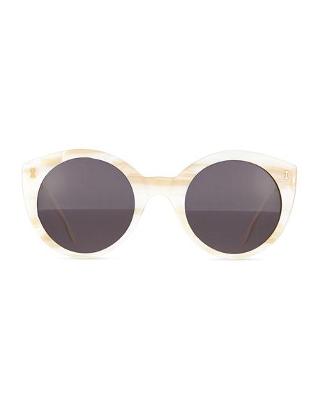 Palm Beach Round Sunglasses
