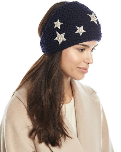 Galaxy Star Alpaca Kerchief