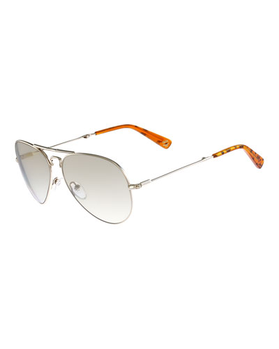 Foldable Aviator Sunglasses