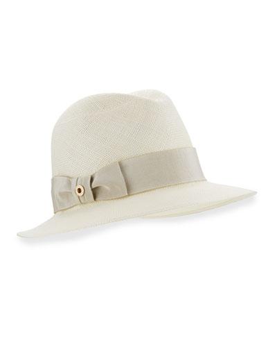 Ingrid Panama Brisa Fedora Hat