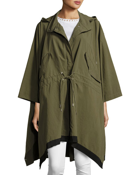 moncler oversized jacket