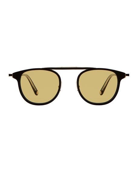 Van Buren Square Foldable Sunglasses