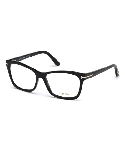 Glasses Frame Black And White : Optical Frames : Square Readers & Round Optical Frame at ...