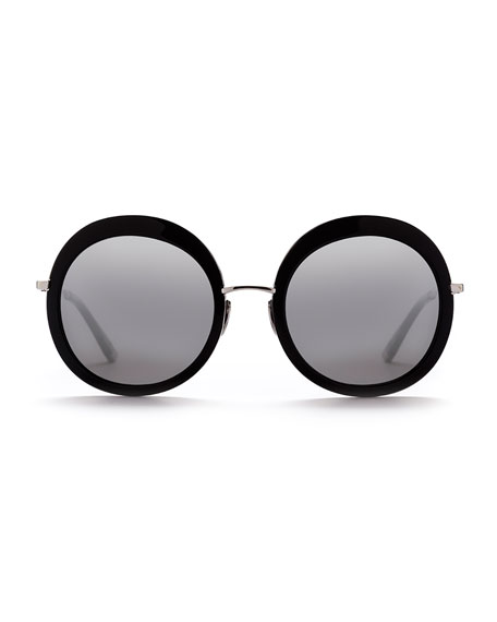 Abella Round Sunglasses