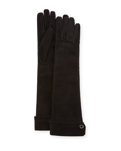 Jacqueline Theatre Suede Gloves