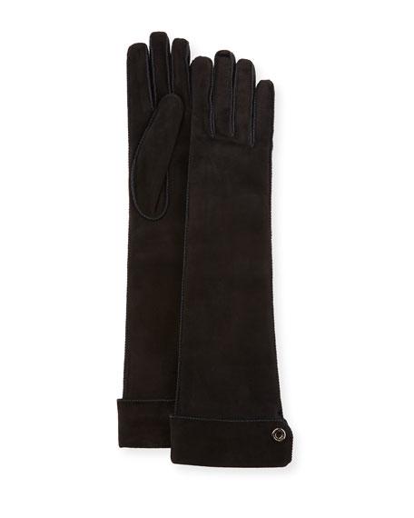 Jacqueline Theatre Suede Gloves