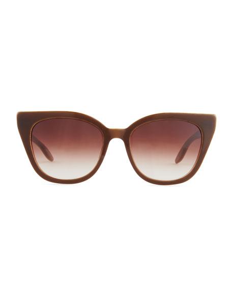 Shirelle Cat-Eye Sunglasses