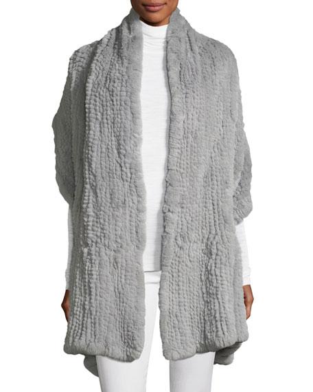Convertible Fur Wrap