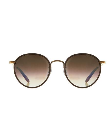 Wilson 49 Gradient Round Sunglasses