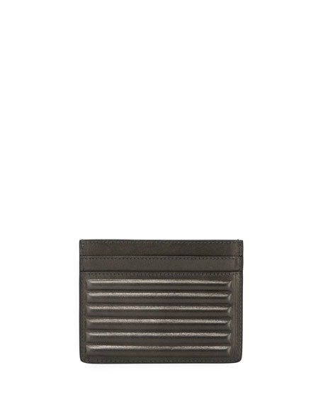 Opium Leather Card Case