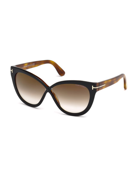 TOM FORD Arabella Cat-Eye Sunglasses