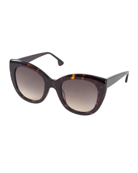 Mercer Cat-Eye Sunglasses