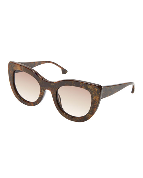 Delancey Cat-Eye Sunglasses