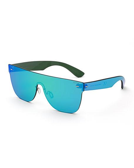 Tuttolente Flat Top Sunglasses