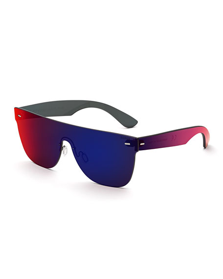 Tuttolente Flat Top Infrared Sunglasses