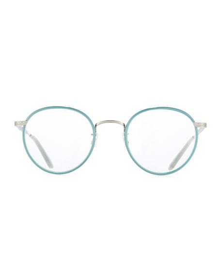 Wilson Round Optical Frames w/ Sunglasses Clip