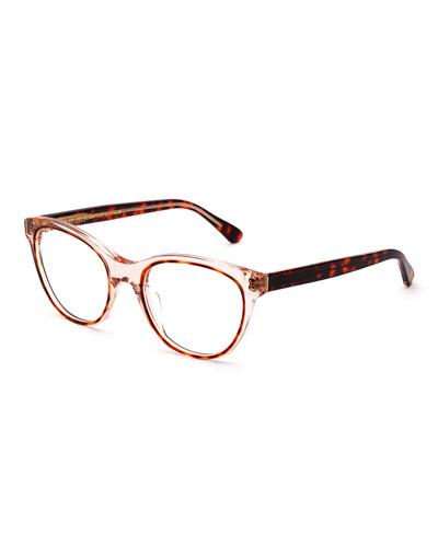 Numero 26 Two-Tone Optical Frames