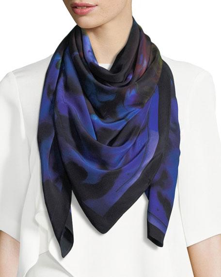 Clyfford Silk Scarf