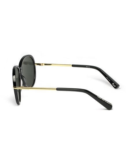 Reed Aviator Sunglasses