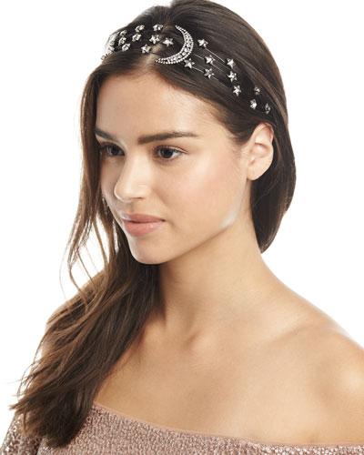 Luna Bandeaux Circlet Headband