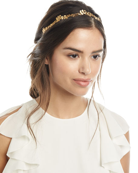 Gingko Leaf Headband