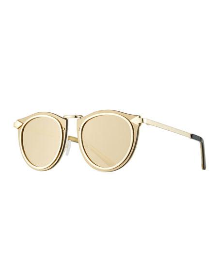 Superstars Solar Harvest Sunglasses, Yellow