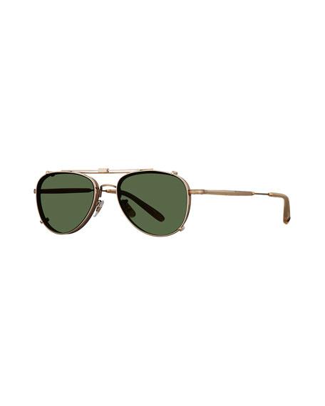 Linnie Aviator Sunglasses
