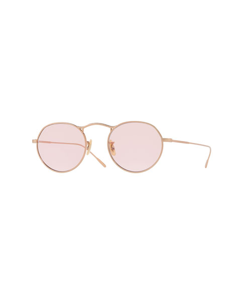 M-4 30th Round Metal Sunglasses
