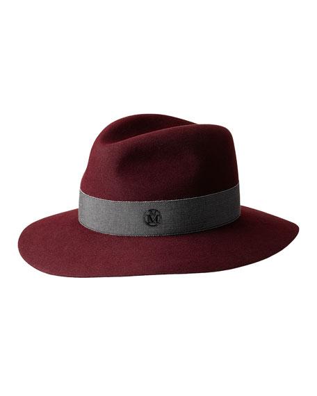 Henrietta Felt Boyfriend Hat
