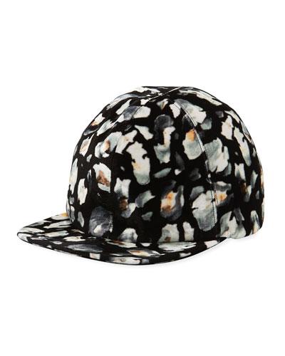 Darien Printed Baseball Cap