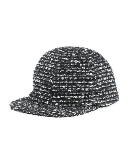 Eugenia Kim Darien Tweed Baseball Hat