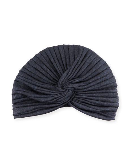 Marzi Melange Jersey Turban