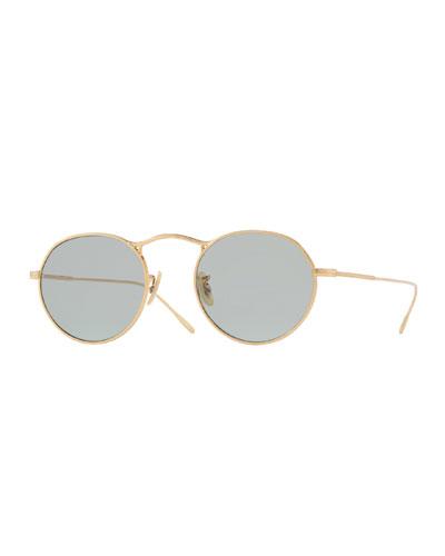 M-4 30th Round Metal Sunglasses