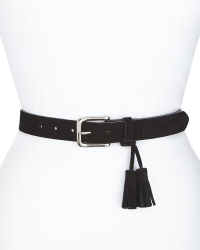 Angie Belt w/ Removable Tassel