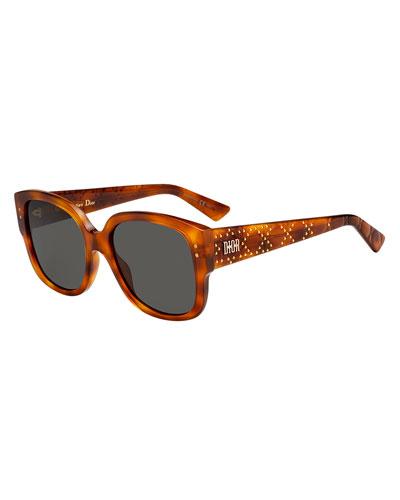 Lady Dior Studs Sunglasses