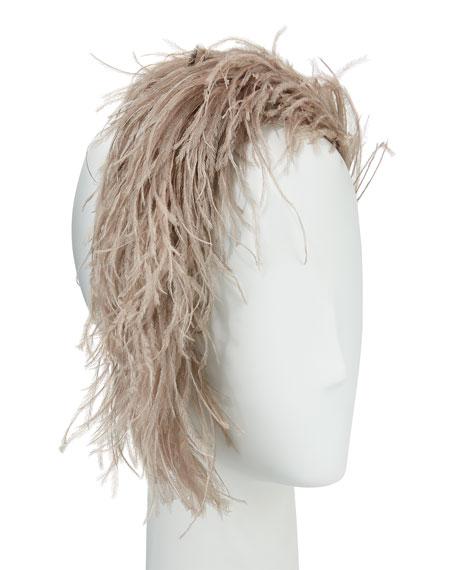 Aurora Feather Headband